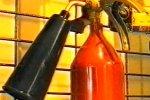 Первичные средства пожаротушения - огнетушители