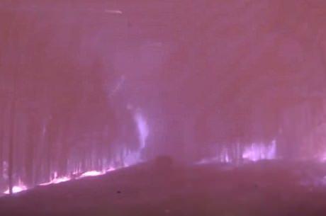 Иркутская область. Лесные пожары. 2014 год.