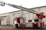 Пожарные автолестницы ВИТАНД на шасси КАМАЗ