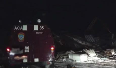 По факту пожара и гибели 8 подростков - возбуждено уголовное дело