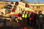 Многоцелевой пожарно-спасательный вертолет Ка-32 для города