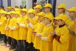 Посвящение в юные пожарные