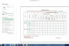Вывод на печать отчетной документации