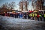 Фоторепортаж: Строевой смотр сил и средств 11.01.2016
