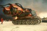 Мощнейшая пожарная установка в мире. Пожарный танк Big Wind (Т34+МиГ21)