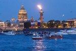 Санкт-Петербург. Празднование Дня Победы прошло без серьезных происшествий