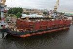 Санкт-Петербург. Пожар на плавучей АЭС «Академик Ломоносов»