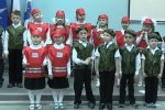 Дети поздравляют с Днём спасателя