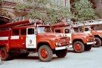 Советская пожарная техника