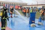 Санкт-Петербург. Завершились соревнования «Сильнейший пожарный»