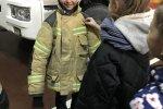 Санкт-Петербург. Экскурсии для школьников и дошколят в пожарных частях
