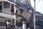 Гаити. Мощное землетрясение, есть жертвы